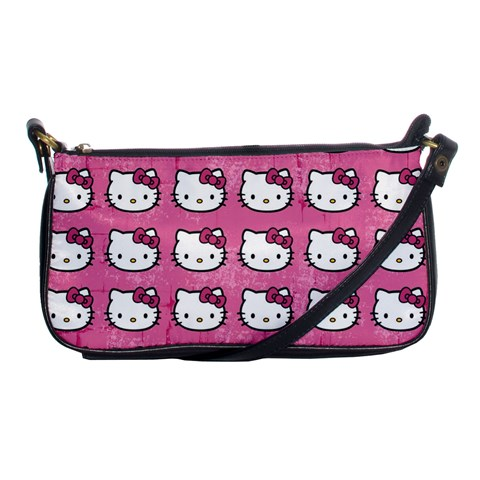 Hello Kitty Patterns Shoulder Clutch Bags