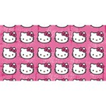 Hello Kitty Patterns Magic Photo Cubes Long Side 1