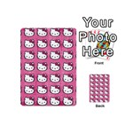 Hello Kitty Patterns Playing Cards 54 (Mini)  Back
