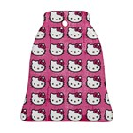 Hello Kitty Patterns Ornament (Bell)  Front