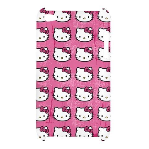 Hello Kitty Patterns Apple iPod Touch 4