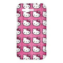 Hello Kitty Patterns HTC Rhyme