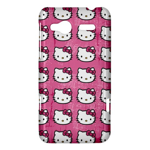 Hello Kitty Patterns HTC Radar Hardshell Case