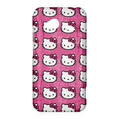 Hello Kitty Patterns HTC Droid Incredible 4G LTE Hardshell Case