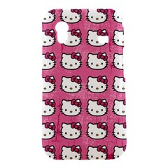 Hello Kitty Patterns Samsung Galaxy Ace S5830 Hardshell Case