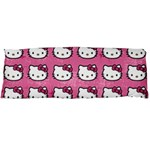 Hello Kitty Patterns Body Pillow Case Dakimakura (Two Sides) Front
