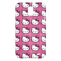 Hello Kitty Patterns Samsung Galaxy S II Skyrocket Hardshell Case