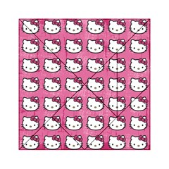 Hello Kitty Patterns Acrylic Tangram Puzzle (6  x 6 )