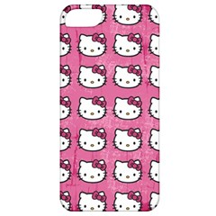Hello Kitty Patterns Apple iPhone 5 Classic Hardshell Case