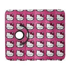 Hello Kitty Patterns Samsung Galaxy S  III Flip 360 Case