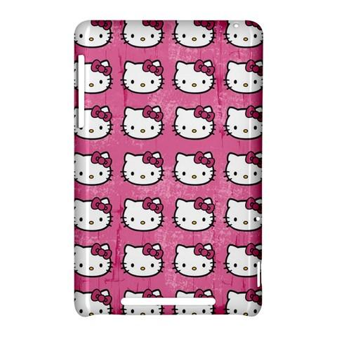 Hello Kitty Patterns Nexus 7 (2012)