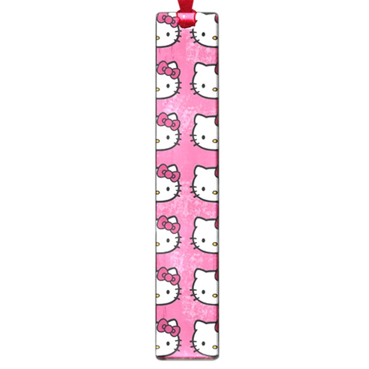 Hello Kitty Patterns Large Book Marks