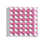 Hello Kitty Patterns 4 x 4  Acrylic Photo Blocks Front