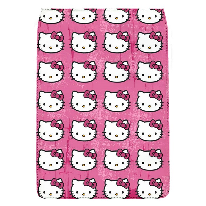 Hello Kitty Patterns Flap Covers (S)