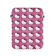 Hello Kitty Patterns Apple iPad 2/3/4 Protective Soft Cases