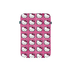 Hello Kitty Patterns Apple iPad Mini Protective Soft Cases