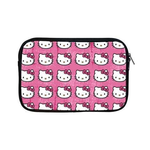 Hello Kitty Patterns Apple iPad Mini Zipper Cases