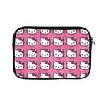 Hello Kitty Patterns Apple iPad Mini Zipper Cases Front