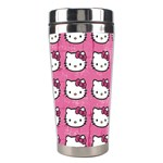 Hello Kitty Patterns Stainless Steel Travel Tumblers Left