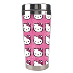 Hello Kitty Patterns Stainless Steel Travel Tumblers Right