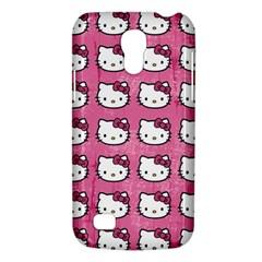 Hello Kitty Patterns Galaxy S4 Mini