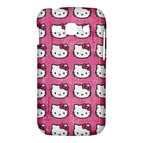 Hello Kitty Patterns Samsung Galaxy Ace 3 S7272 Hardshell Case