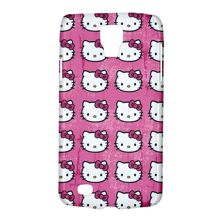 Hello Kitty Patterns Galaxy S4 Active