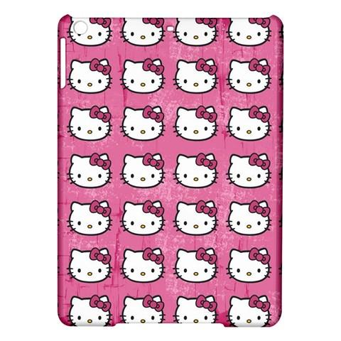 Hello Kitty Patterns iPad Air Hardshell Cases