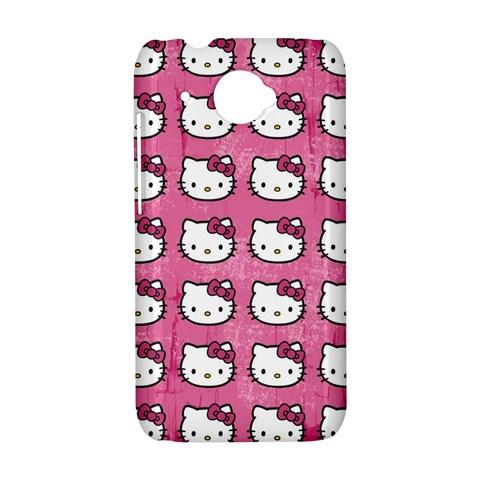 Hello Kitty Patterns HTC Desire 601 Hardshell Case