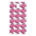 Hello Kitty Patterns Samsung Galaxy Note 3 N9005 Hardshell Back Case Front