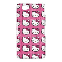 Hello Kitty Patterns Sony Xperia Z1 Compact