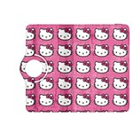 Hello Kitty Patterns Kindle Fire HDX 8.9  Flip 360 Case Front