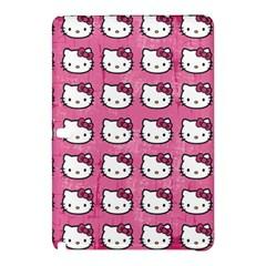 Hello Kitty Patterns Samsung Galaxy Tab Pro 10.1 Hardshell Case