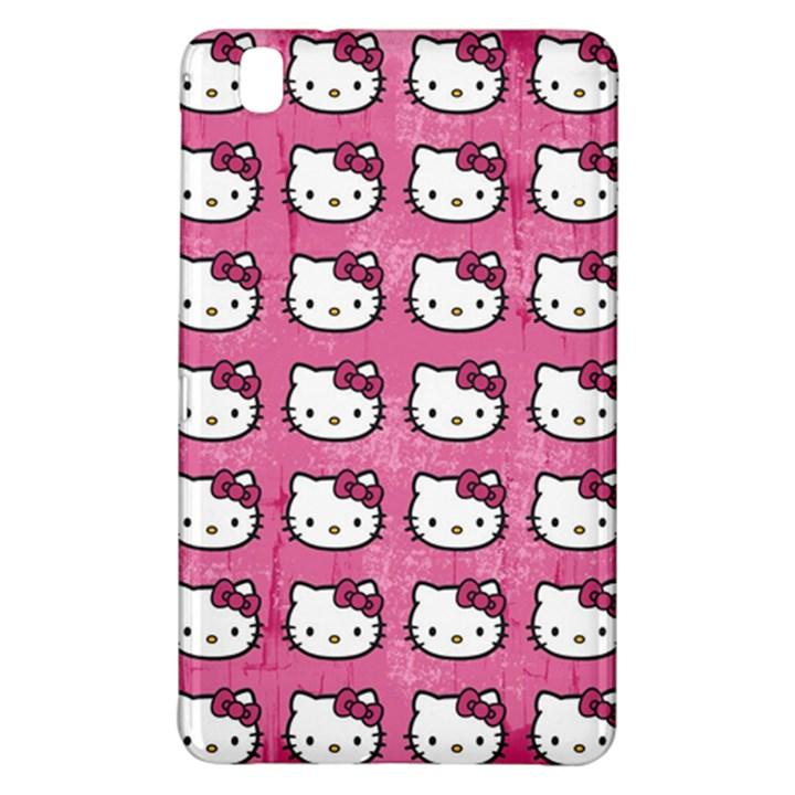Hello Kitty Patterns Samsung Galaxy Tab Pro 8.4 Hardshell Case