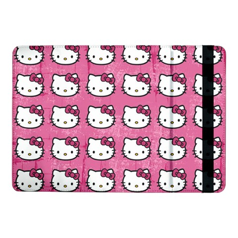 Hello Kitty Patterns Samsung Galaxy Tab Pro 10.1  Flip Case