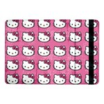 Hello Kitty Patterns Samsung Galaxy Tab Pro 10.1  Flip Case Front