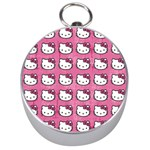 Hello Kitty Patterns Silver Compasses Front