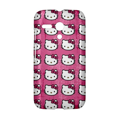 Hello Kitty Patterns Motorola Moto G