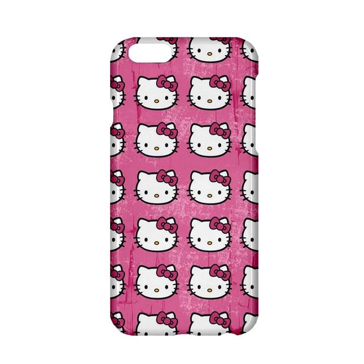 Hello Kitty Patterns Apple iPhone 6/6S Hardshell Case