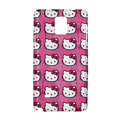 Hello Kitty Patterns Samsung Galaxy Note 4 Hardshell Case