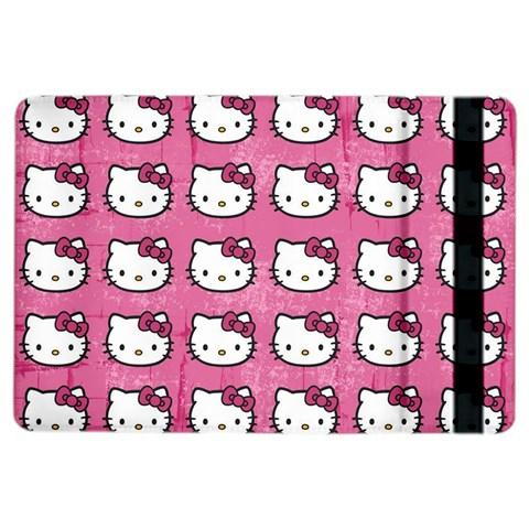 Hello Kitty Patterns iPad Air 2 Flip