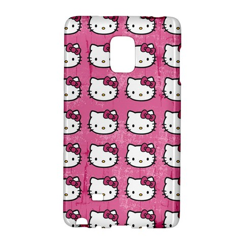 Hello Kitty Patterns Galaxy Note Edge