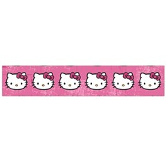 Hello Kitty Patterns Flano Scarf (Large)