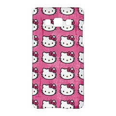 Hello Kitty Patterns Samsung Galaxy A5 Hardshell Case