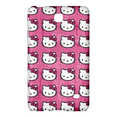 Hello Kitty Patterns Samsung Galaxy Tab 4 (8 ) Hardshell Case