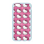 Hello Kitty Patterns Apple Seamless iPhone 6/6S Case (Color) Front