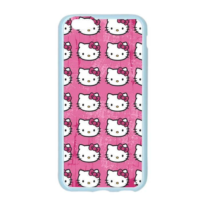 Hello Kitty Patterns Apple Seamless iPhone 6/6S Case (Color)