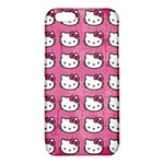 Hello Kitty Patterns iPhone 6/6S TPU Case Front
