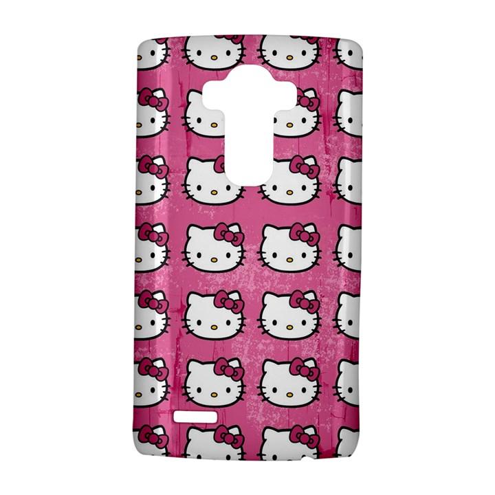 Hello Kitty Patterns LG G4 Hardshell Case