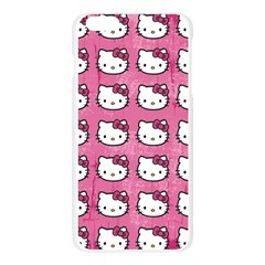 Hello Kitty Patterns Apple Seamless iPhone 6 Plus/6S Plus Case (Transparent)